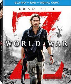 World War Z (2013) Unrated Cut BRRip 750MB