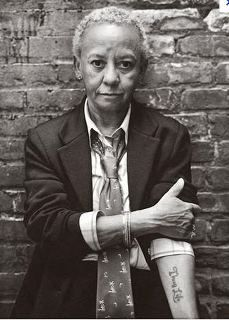 She bout that life. Thug Life. Nikki Giovanni. 10/24/2013 was a great day!