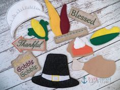 Thanksgiving Photo Props, $9.00
