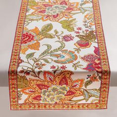 One of my favorite discoveries at WorldMarket.com: Kavita Floral Runner