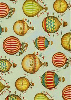 Italian Wrap Circus Balloons