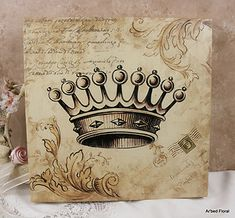 King And Queen Crown Wall Decor wall decor. for the king and queen of the home :) | for our home