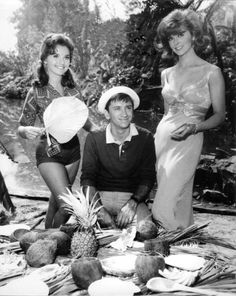 You know you're getting old when your childhood shows up in the History section of Pintrest:  Gilligan Island