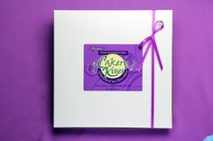 "We will ship one dozen ""wrapped"" Cakery Kisses in this beautiful box."