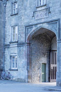 Kilkenny Castle gate, Kilkenny, Ireland