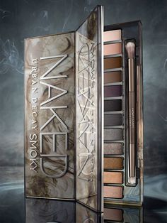 Urban Decay Naked Smoky Palette There's more to the perfect smoky eye than a heap of dark shadow and a badass attitude. (Although the attitude certainly do