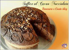 Torta soffice al Cacao e nocciole