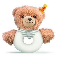 Steiff Sleep Well Bear Grip Toy EAN 239939
