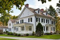 Traditional Exterior Photos PETER ZIMMERMAN Design, Pictures, Remodel, Decor and Ideas - page 19
