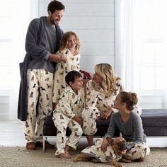 Furry Flurries Family Pajamas Matching Christmas Pjs 1fbf15a35