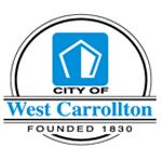 The old West Carrollton logo. You could have seen it on a water tower near the Dayton Mall. You can still see it on some old trashcans on Miami Avenue.