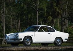 1960 Abarth 850 Allemano Coupe,