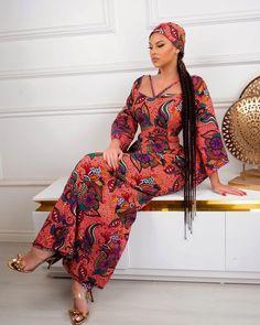African Wear Dresses, African Fashion Ankara, African Print Fashion, Africa Fashion, African Attire, Ankara Tops Blouses, Yellow Makeup, African Traditional Dresses, Power Dressing