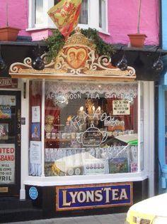 The Tea Cosy, Brighton, England.  Photo by TripAdvisor member (no name given) (http://www.tripadvisor.com/Restaurant_Review-g186273-d1127978-Reviews-The_Tea_Cosy-Brighton_East_Sussex_England.html).