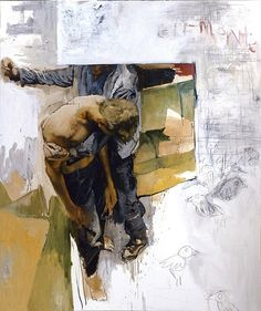 Paintings by Jason Shawn Alexander