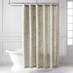 Quint Linen Shower Curtain
