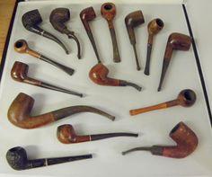 Online veilinghuis Catawiki: Grote collectie van 51 diverse pijpen - 20e eeuw