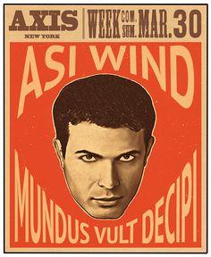 Asi Wind - Revista Etiqueta Negra E116 - 2013 Movies, Movie Posters, Art, Journaling, Journals, Black, Art Background, Films, Film Poster