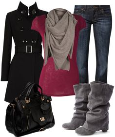"""""""Cooler Weather"""" by dori-tyson on Polyvore"""