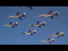 Aviões de Caça da Força Aérea Brasileira