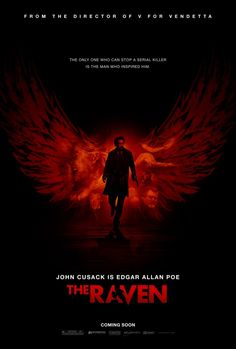 the Raven #poster #movie