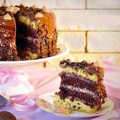 Túrós oreós torta recept Tiramisu, Oreo, Cheesecake, Ethnic Recipes, Food, Cheesecakes, Essen, Meals, Tiramisu Cake