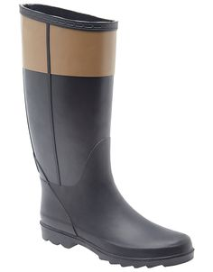 21&quot shaft $160 Lily Women&39s Super Wide Calf™ Rain Boot (Black
