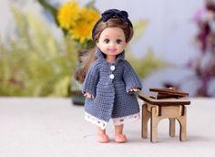 Купить платье для kelly doll wool coat