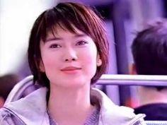 [CM] 中谷美紀 ONWARD 組曲03 「it's my life」篇 1998 - YouTube