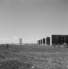 1958 – CONSTRUÇÃO DE BRASÍLIA