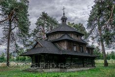 Church in Bełżec, Poland on http://picstrip.net/?p=7351 #cerkiew #kosciol #polska #belzec #poland #church #trip #travel #picstrip