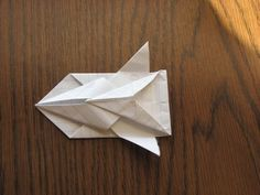 Picture of How to make a paper Space ship