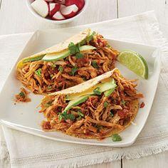 Slow-Cooker Salsa Chicken | MyRecipes.com