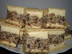 "Prajitura ""Nasa"" - Pentru un musafir mai special - BZI. Romanian Desserts, Romanian Food, Sweets Recipes, Easy Desserts, Cake Recipes, Condensed Milk Cake, Russian Recipes, Diy Food, Cake Cookies"