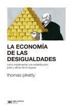 Libro Economia De Las Desigualdades