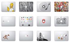 Apple publica Stickers, el nuevo anuncio del MacBook Air GRANDES APPLE, buen giro, me encanta!
