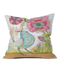 Love this I Love You More Indoor/Outdoor Throw Pillow on #zulily! #zulilyfinds
