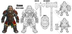 Dwarf Concept by AIBryce on deviantART
