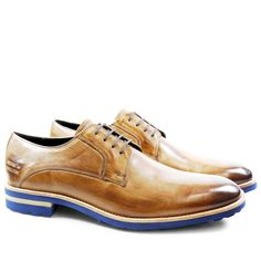 Get your bestseller Jeff 14 in Melvin & Hamilton's official E-shop! The perfect derbies for spring!