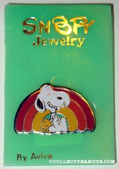 Snoopy was HUGE.  You could buy a zillion different pins.