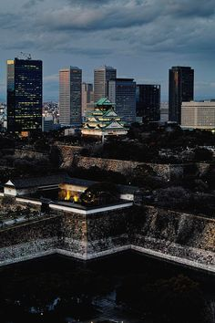 Japan ~~ The ancient amongst the modern. :: Respect the past. Embrace the future.