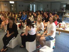 workshop with scholars of the Grips Gewinnt programme  ©EuropaHaus Marienberg