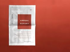 Here's an overview of the 2014 Annual report I did for my church in Kansas City. The challenge was to focus on the format and layout to make the content engaging for the casual reader without losin...