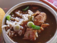 Authentic Cajun Gumbo Recipe From Louisiana.Wow this stuff is good.
