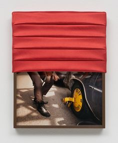 Elad Lassry, Untitled (Boot), 2013