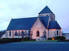 Eglise Saint-Martin d' Ennordres (Cher)