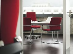 ON cantilever chair | Design: wiege | By Wilkhahn | #on