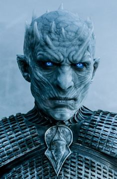 How to Become a Game of Thrones White Walker This Halloween « Halloween Ideas
