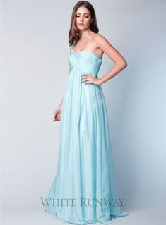 Stunning chiffon maxi dress by Jadore is available in hot pink and dusty pink. A flattering one shoulder perfect for any formal occasion. Shop now at White Runway Chiffon Maxi Dress, Strapless Dress Formal, Formal Dresses, White Runway, Pleated Bodice, Blue Bridesmaids, Australian Models, Dusty Pink, Hot Pink