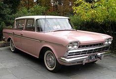 1960 Ramber Six Sedan